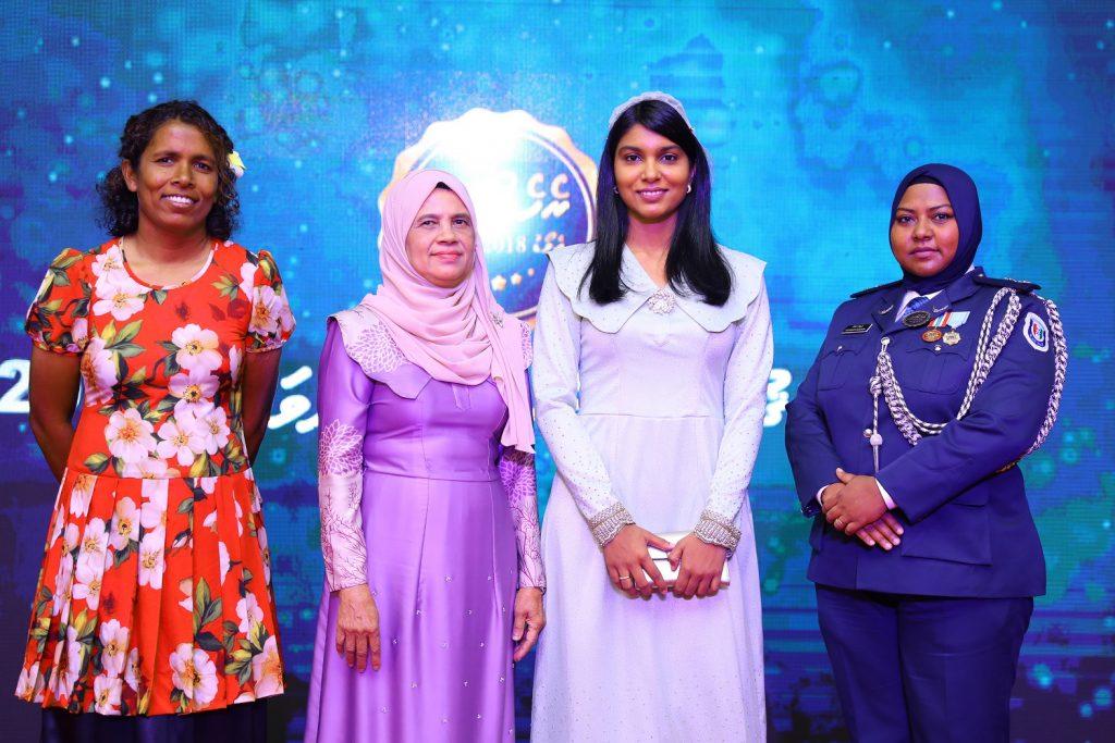 Ceremony to mark International Women's Day 2018