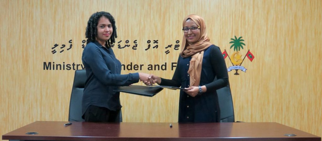 Ministry signs MOUs with two NGOs