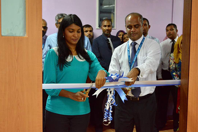 Inauguration of Library at Fiyavathi