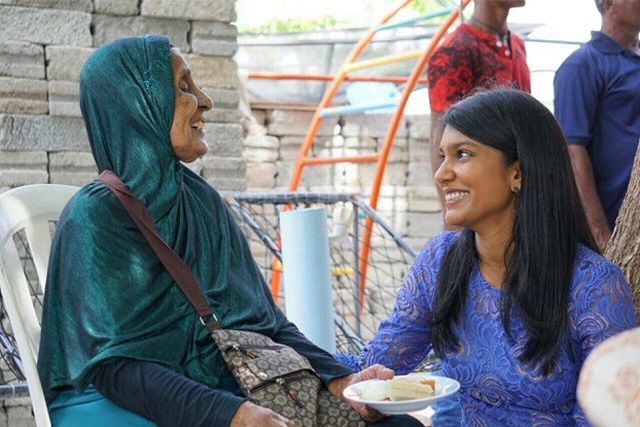 """""""Ranveyla"""" campaign in B. Atoll"""