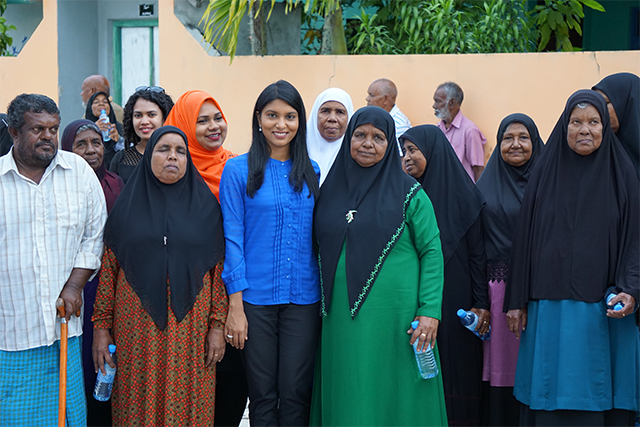 """Ranveyla"" campaign in L. Atoll"