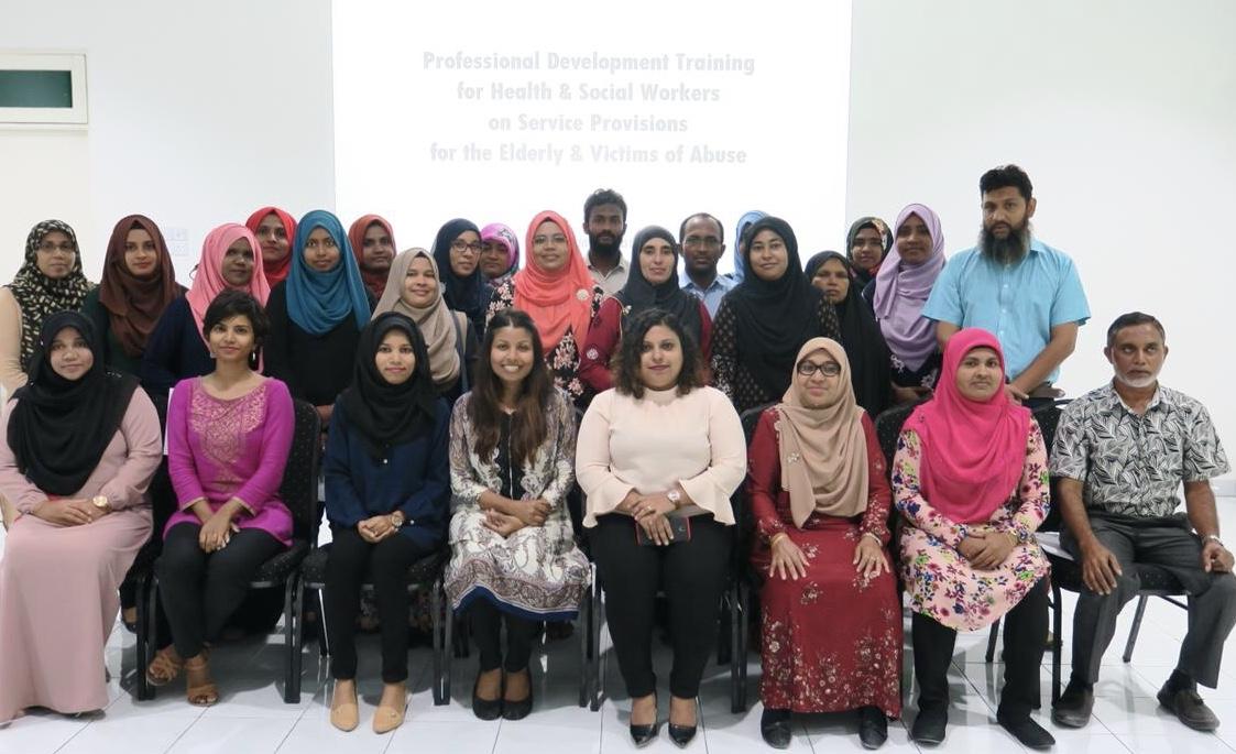 Professional Development Training Programme