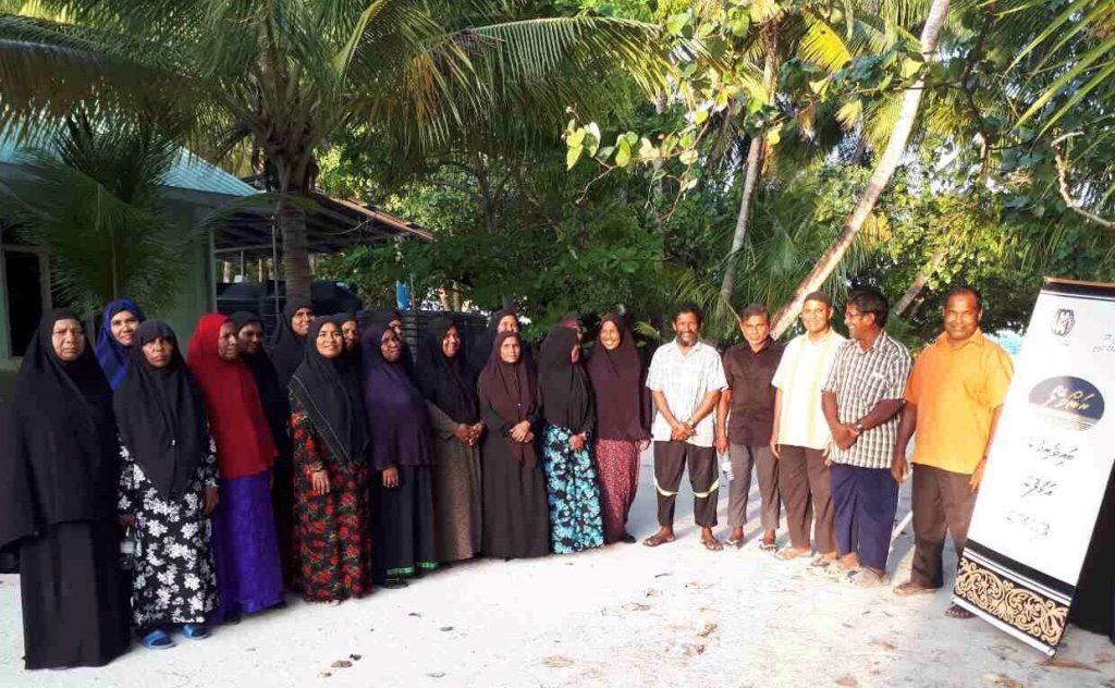 """""""Ranveyla"""" campaign in Faafu Atoll"""