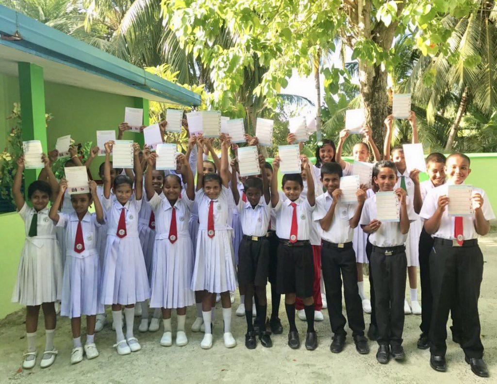Ahan Campaign in Gaafu Dhaalu Atoll