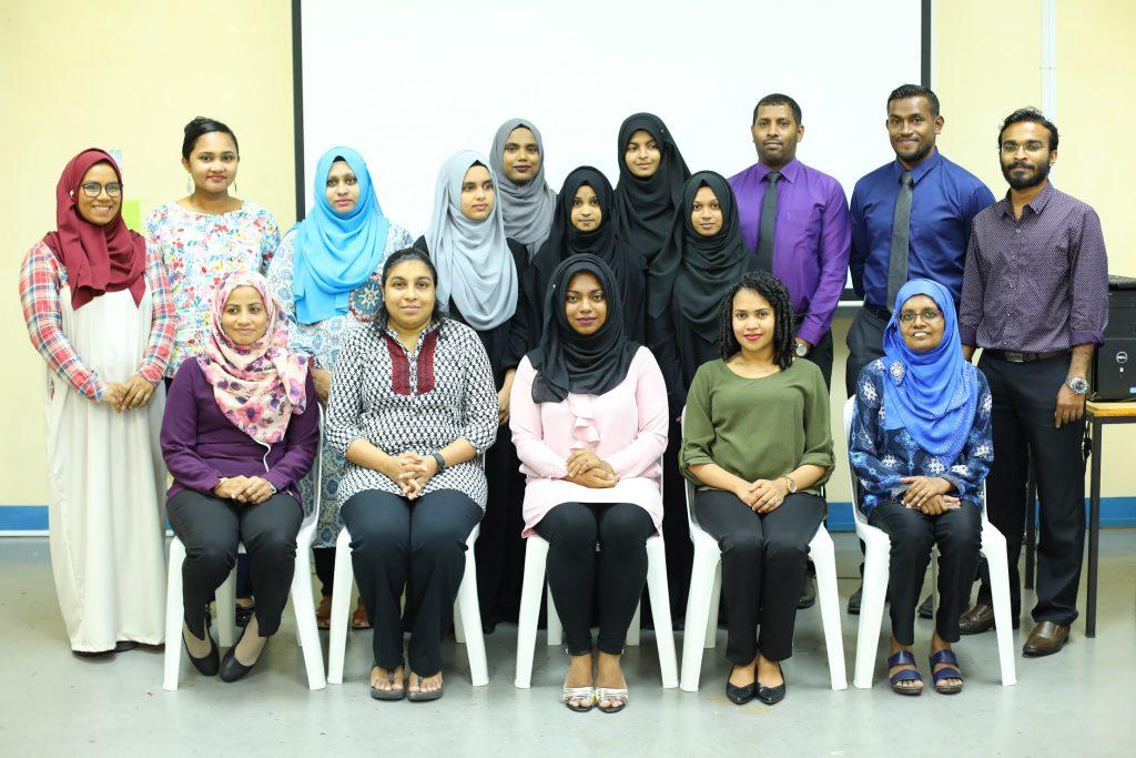 Closing ceremony of Advance Sign Language Training