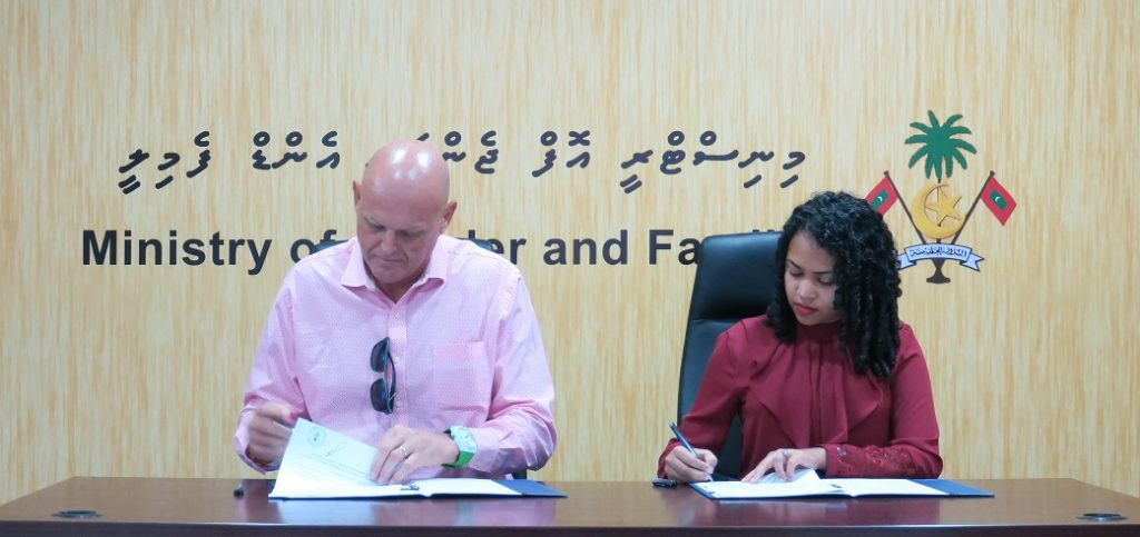 MoU signing with Kurumba Maldives